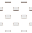 Bible icon in cartoon style isolated on white vector image