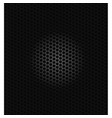 background black circles vector image vector image