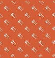 spoon and fork seamless pattern vector image vector image