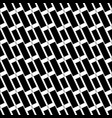abstract repeatable background pattern monochrome vector image