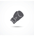 Boxing glove icon vector image