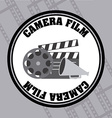 film concept vector image