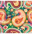 Bright seamless pattern Ethnic backdrop abstract vector image vector image