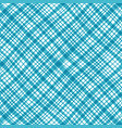 checkered seamless pattern vector image vector image