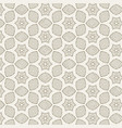 cute soft flower style pattern background vector image vector image