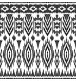 atzec seamless pattern vector image vector image