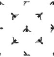 slider kids playground equipment pattern seamless vector image vector image