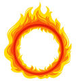 A fireball vector | Price: 1 Credit (USD $1)
