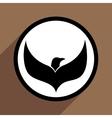 Logo flying eagle