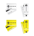 Parking tickets vector image