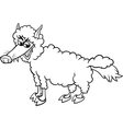Saying wolf in sheeps clothing bw m