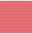 Seamless knitted pattern Woolen cloth Knit vector image vector image