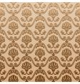 decorative vintage background vector image vector image