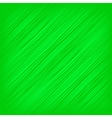 Green Diagonal Lines Background vector image vector image