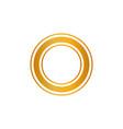 premium quality shiny golden label luxury badge vector image vector image