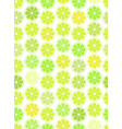 simple seamless pattern citrus vector image vector image