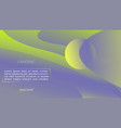 abstract background space desert vector image