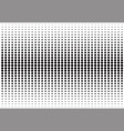 abstract black and white halftone texture dots vector image vector image