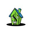 cartoon home vector image vector image