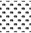 photo camera icon simple style vector image vector image