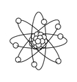 Isolated atom design