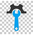 Service Tools Icon vector image vector image