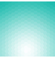 Happy abstract aquamarine geometric background vector image
