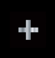 Christianity Greek cross vector image