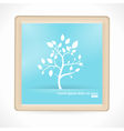 Abstract Tree Artboard vector image