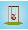 Children Playground 01 A vector image