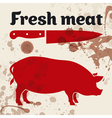 Fresh meat vector | Price: 1 Credit (USD $1)