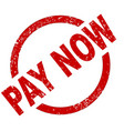 pay now vector image