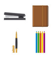 office and supply symbol vector image