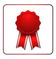ribbon award icon red 1