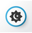 believer icon symbol premium quality isolated vector image