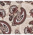 Turkish cucumber seamless pattern monochrome style vector image