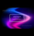 abstract modern dynamic trendy background vector image vector image