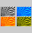 abstract rays - striped background vector image vector image