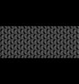 dark circular optical pattern monochrome vector image