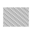 weave pattern texture vector image vector image