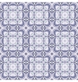 Lilac seamless pattern vector image