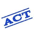 Act Watermark Stamp