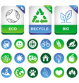 Ecology infographics elements vector | Price: 1 Credit (USD $1)