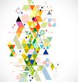 Geometric82 vector image vector image