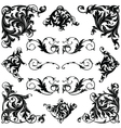 Victorian Ornament vector image