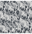 Gorgeous seamless wave background vector image
