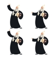 Patriarch of the Orthodox Church vector image vector image