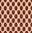 Seamless Pattern Circles EPS 10 vector image