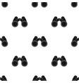binoculars for observationafrican safari single vector image