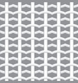 realistic woven fiber seamless pattern with vector image vector image